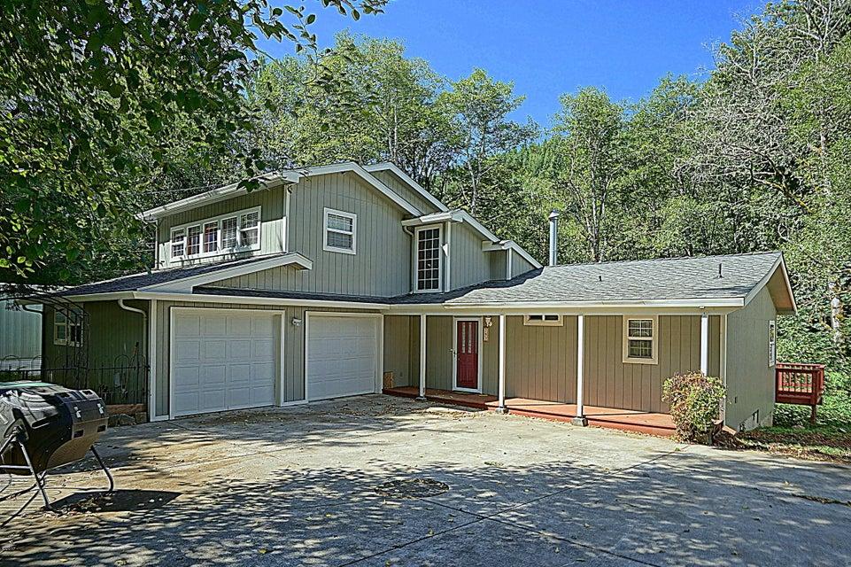 797 N Sundown Dr, Otis, OR 97368 - Creekfront Home