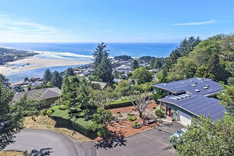 355 Horizon Hill Road, Yachats, OR 97498 - Gowdy Aerial