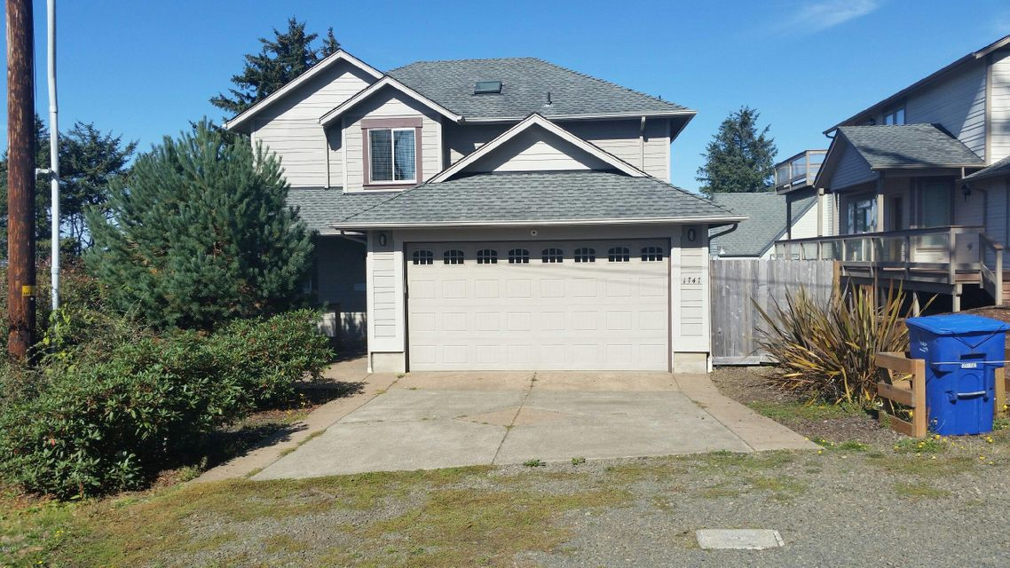 1747 NE 18th, Lincoln City, OR 97367 - Street View