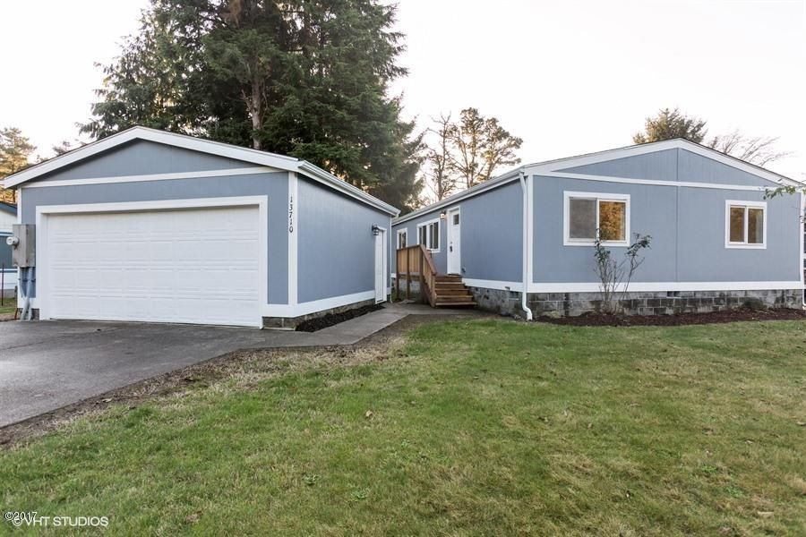 13710 NW Pali St, Seal Rock, OR 97376 - Front of home