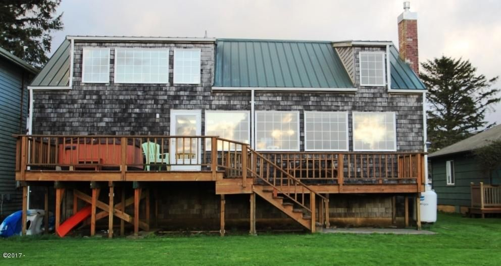 35140 Rueppell Avenue, Pacific City, OR 97135 - Exterior from River