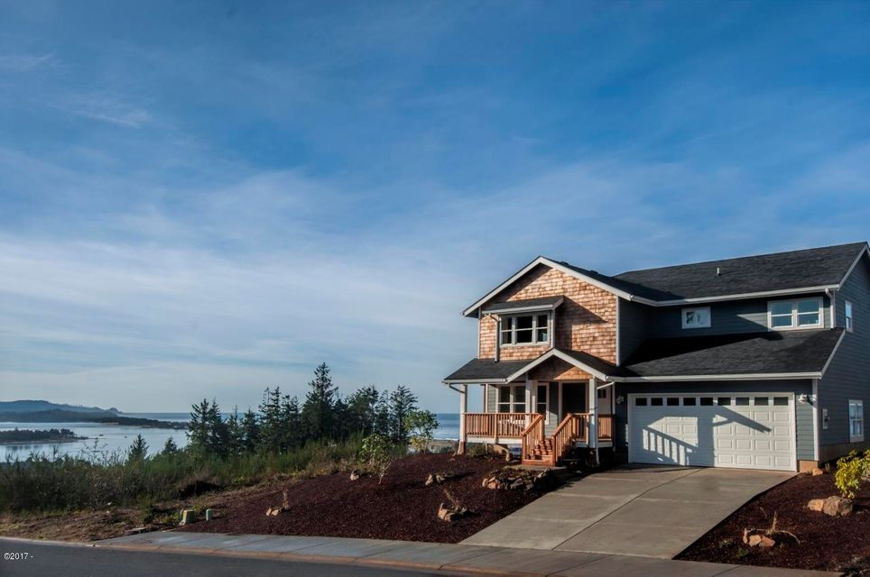 4135 SE Lee Ave, Lincoln City, OR 97367 - Exterior - View