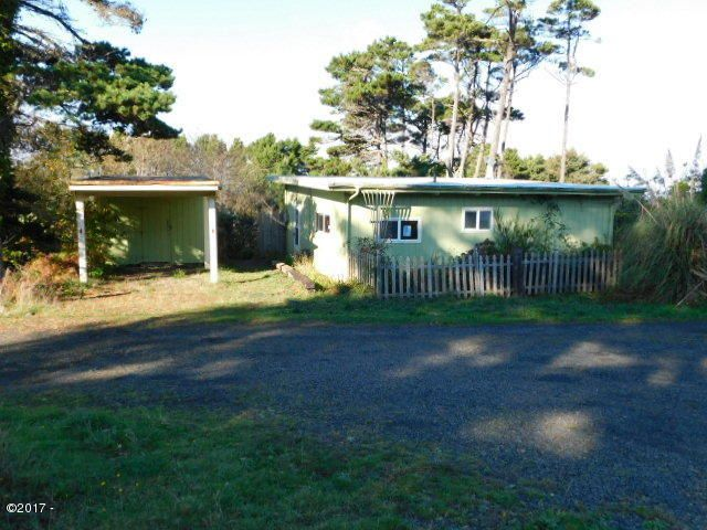 10076 NW Crane St, Seal Rock, OR 97376 - Front