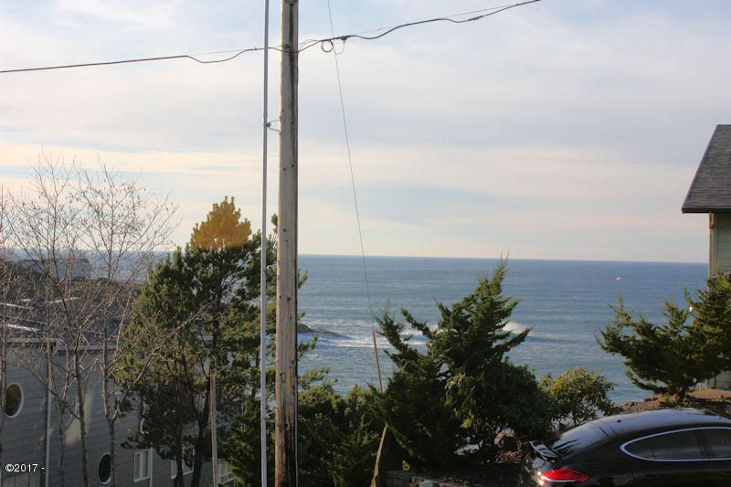 55 SW Kent St, Depoe Bay, OR 97341 - Ocean View from lot
