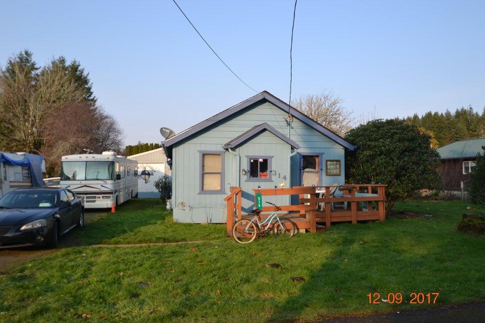 314 SE Swan Ave, Siletz, OR 97380 - Front