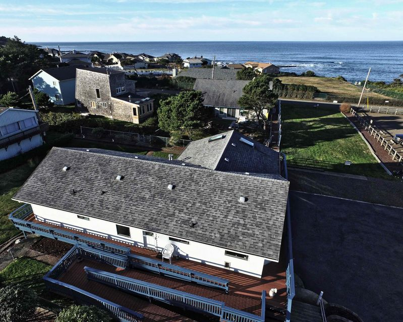 3335 Chinook Ave, Depoe Bay, OR 97341 - Drone Shot