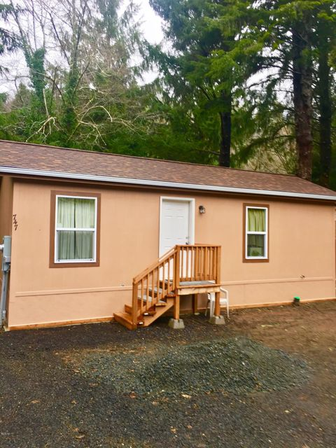 747 N Deerlane Loop, Otis, OR 97368 - Creek Front 1 Bd/1 Bath