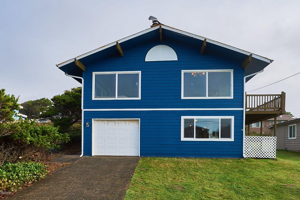 5146 NW Jetty Ave, Lincoln City, OR 97367 - Front
