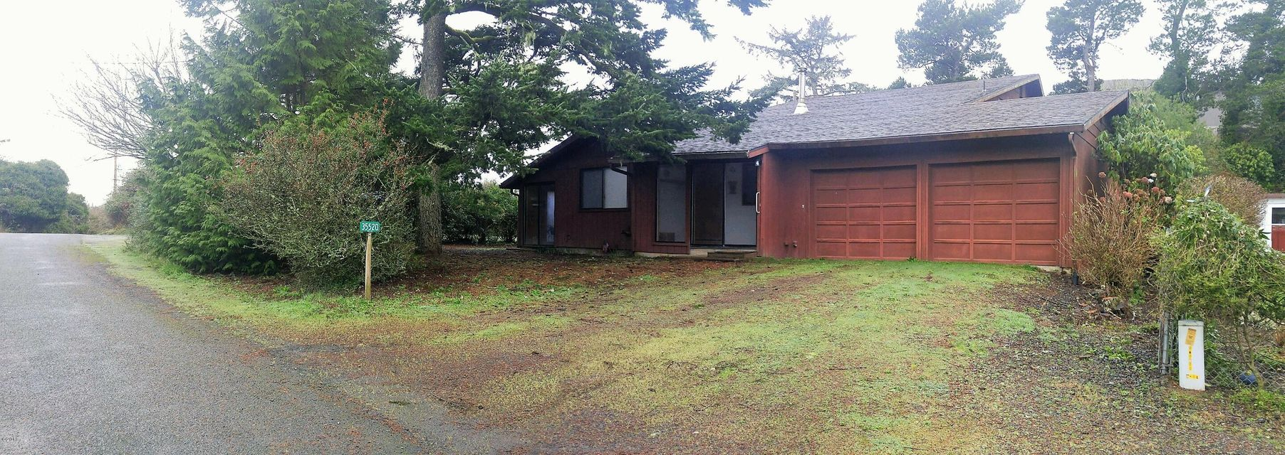 35520 Stephens Ave, Pacific City, OR 97135 - from street