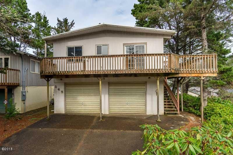 145 SW South Point St, Depoe Bay, OR 97341 - Front View