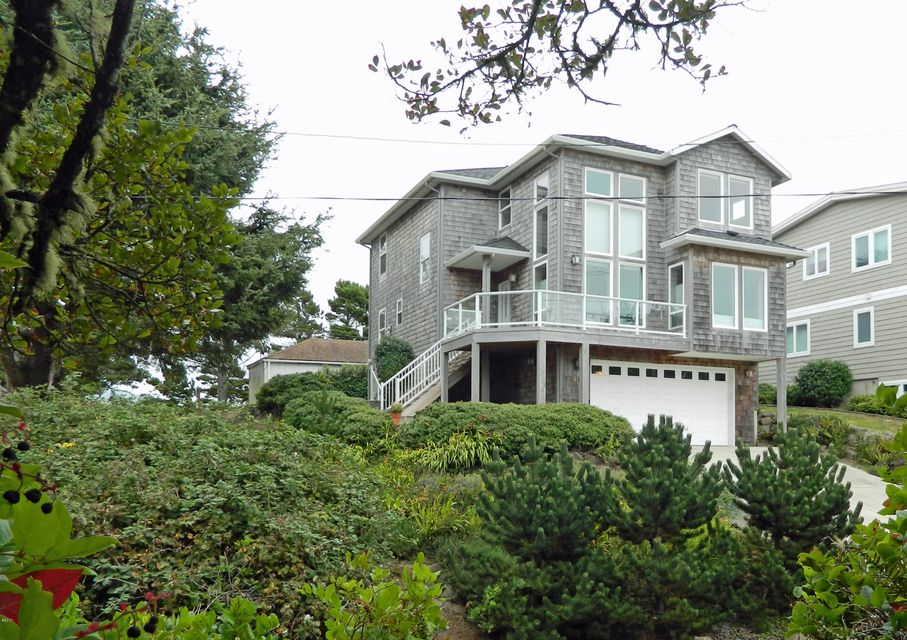 410 SW Coast Ave, Depoe Bay, OR 97341 - Coast Home