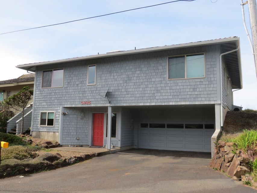 5985 El Mar Ct, Lincoln City, OR 97367 - Front Exterior