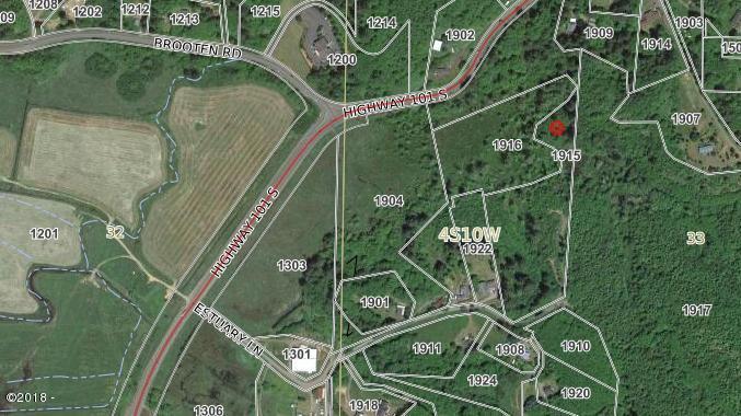 VL1915 Estuary Ln., Cloverdale, OR 97112 - Property Aerial