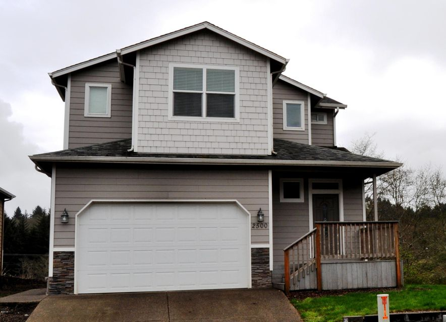 2500 NE 45th Street, Lincoln City, OR 97367 - 2500 NE 45th Home Front a