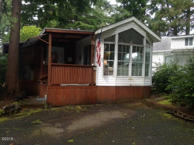 3700 N Hwy 101 #67, Depoe Bay, OR 97341 - Front