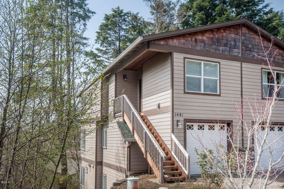 1441 SE Marine Ave., Lincoln City, OR 97367 - Exterior