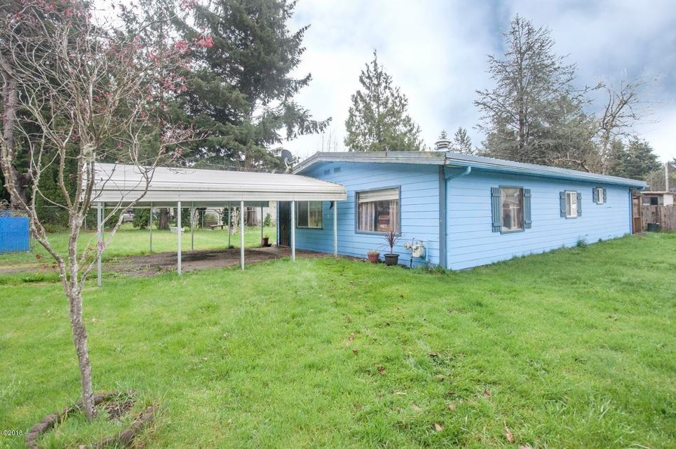 390 N Fawn Dr, Otis, OR 97368 - Front Exterior
