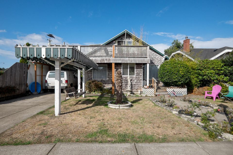 1205 SW 51st St, Lincoln City, OR 97367 - Front View