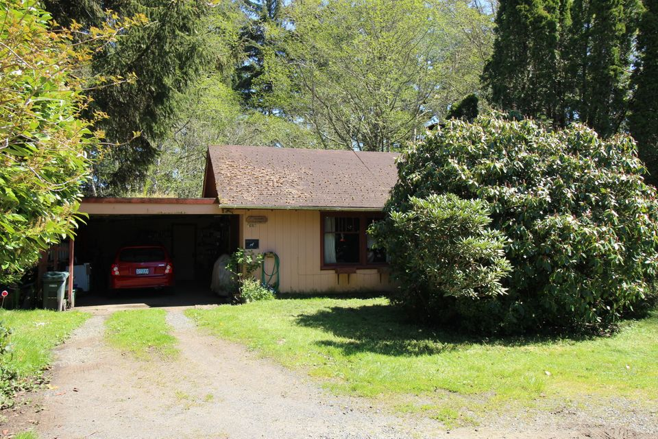 5683 S Coast Hwy, South Beach, OR 97366 - Front of Home