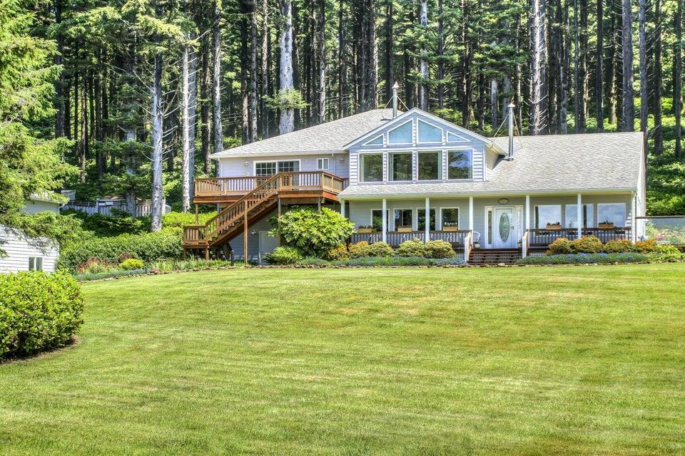 95981 Hwy 101 S, Yachats, OR 97498 - Ocean View Estate