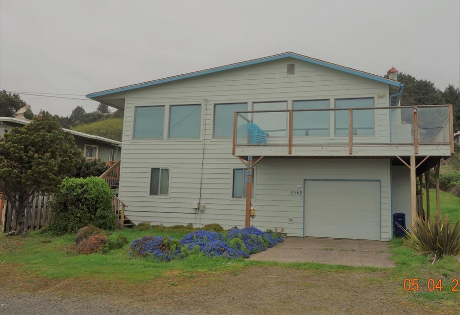 6382 NE Mast Ave, Lincoln City, OR 97367 - Ocean View Home