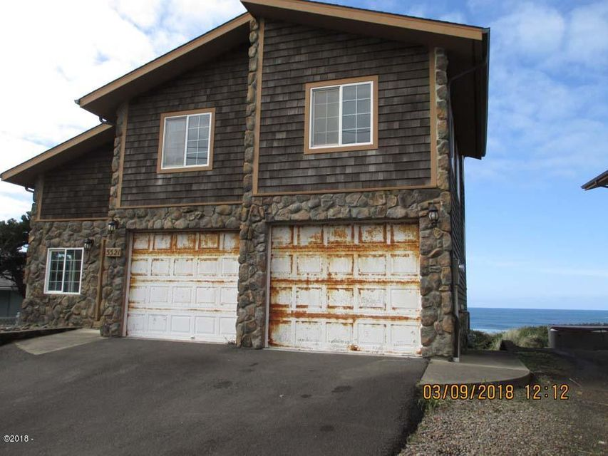 5521 NW Jetty Ave, Lincoln City, OR 97367 - Front