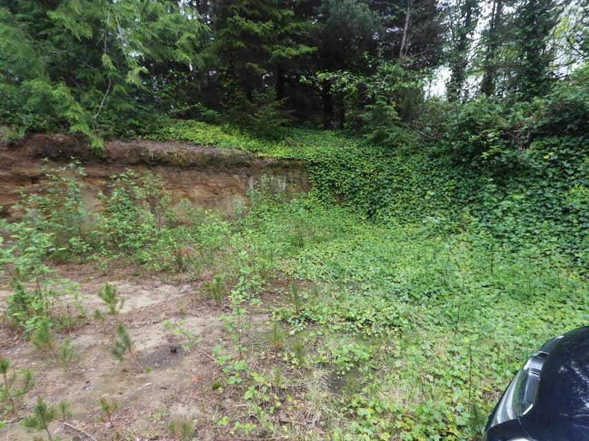LOT 104 NE Mason Ave, Yachats, OR 97498 - excavation for basement