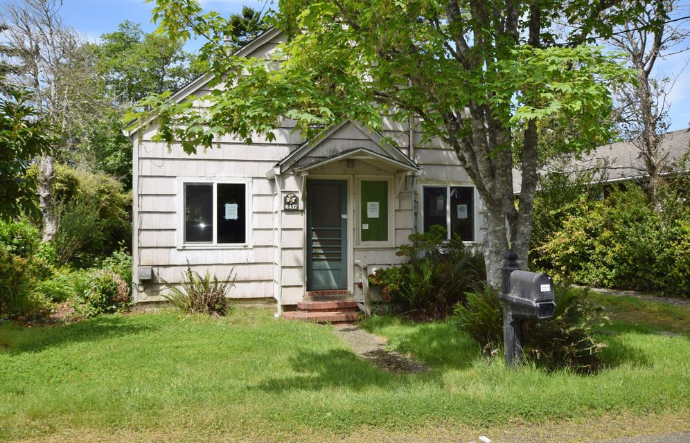 6417 SW Galley Ave, Lincoln City, OR 97367 - Front