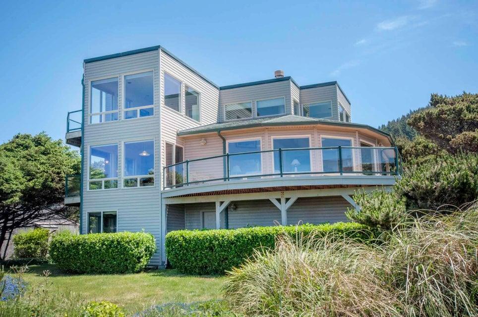 551 Lemwick Ln, Yachats, OR 97498 - Yachats Oceanview Home