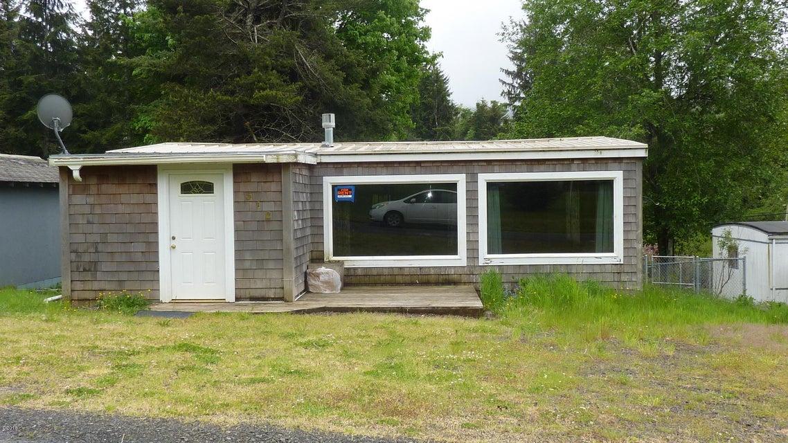 312 N Vista Terrace, Otis, OR 97368 - Cute House!