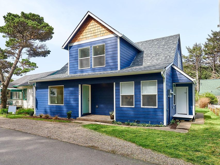 2945 SW Coast Ave, Lincoln City, OR 97367 - Front View