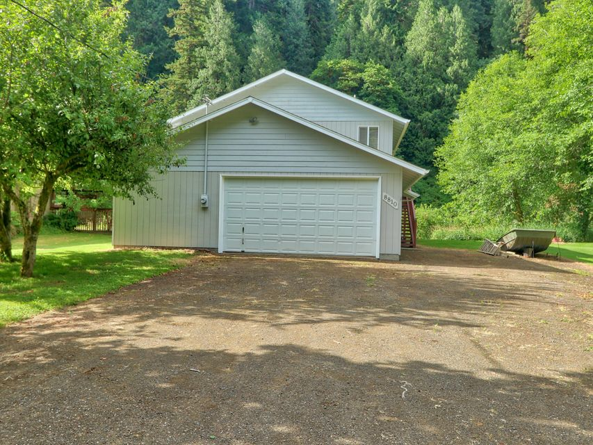 8810 E Alsea Hwy, Tidewater, OR 97390 - Front of House