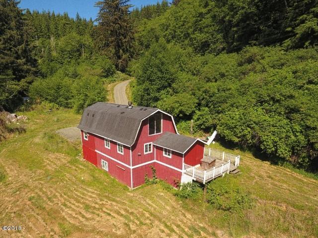 9825 S Schooner Creek Rd, Otis, OR 97368 - Exterior Alternate