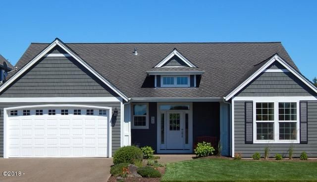 5765 SW Barnacle Ct, South Beach, OR 97366 - Front elevation