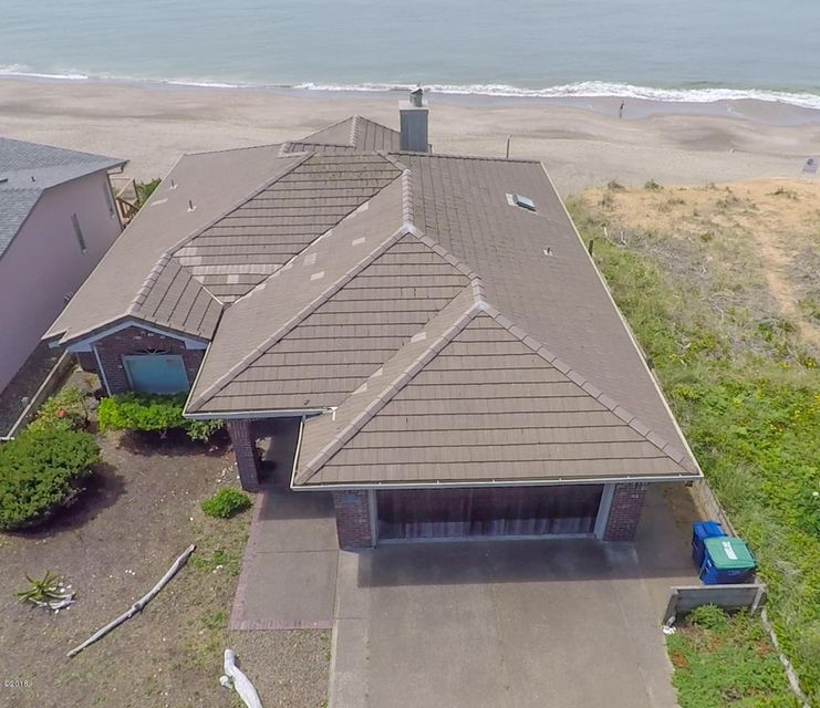 5745 El Mar Ave, Lincoln City, OR 97367 - Aerial View
