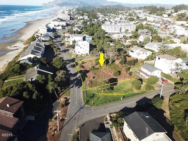 1142 NW 13th St, Lincoln City, OR 97367 - Combo Lots Aerial