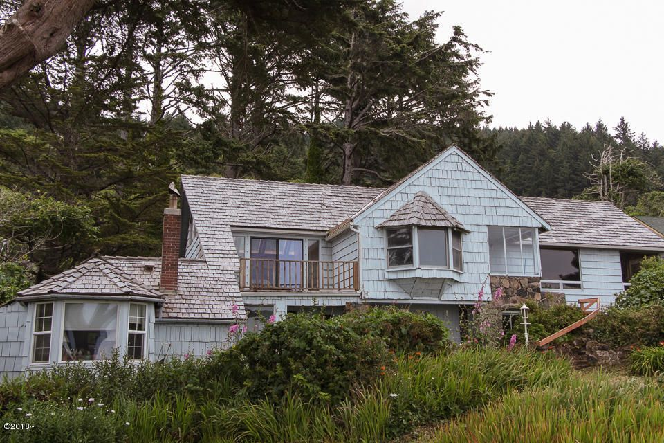 95621 Highway 101 S, Yachats, OR 98382 - OCEAN VIEW HOME
