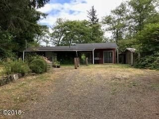 1975 Deer Rd, Tillamook, OR 97141 - Front Deer Rd House