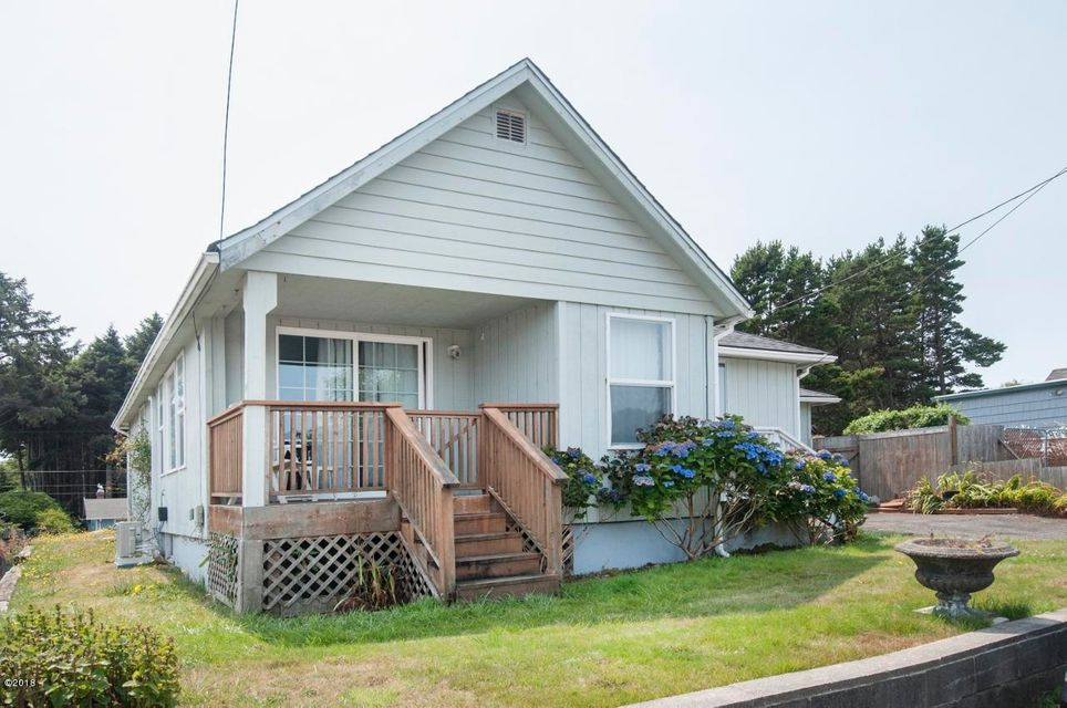 1152 SW 16th St., Lincoln City, OR 97367 - Front of Home