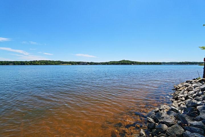 Point lot for sale in Emerald Shores on Lake Martin.