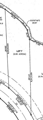 Lot 7 NEROS ROCK Rd, Eclectic, AL 36024