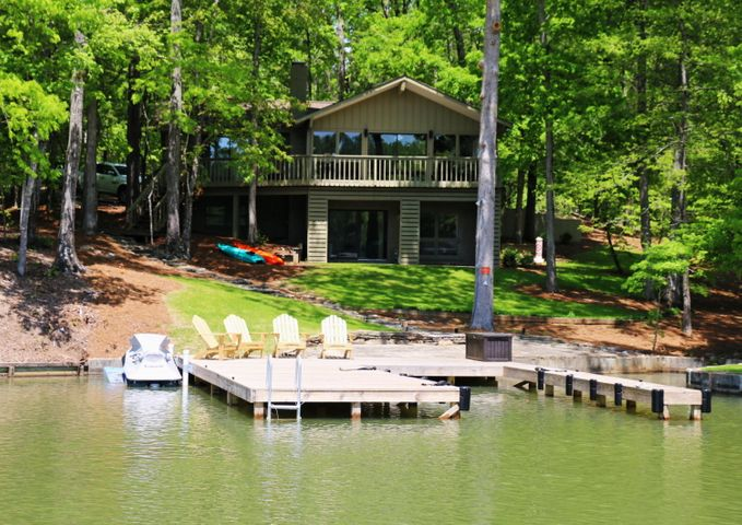 Lake Martin Home for sale - 745 Beach Island Trace - Stillwaters