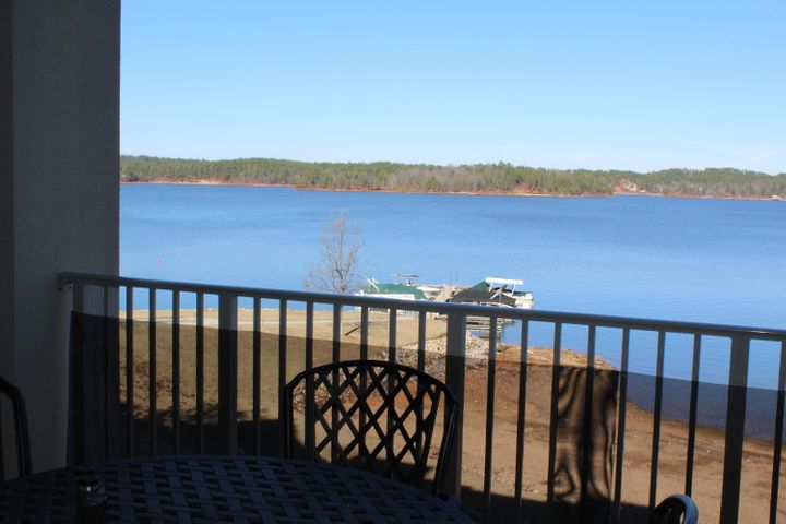 Beautiful BIG WATER view from patio!