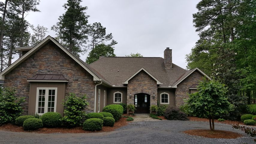 A gorgeous custom-built home in the highly sought after lakeside community of Windermere on Lake Martin.