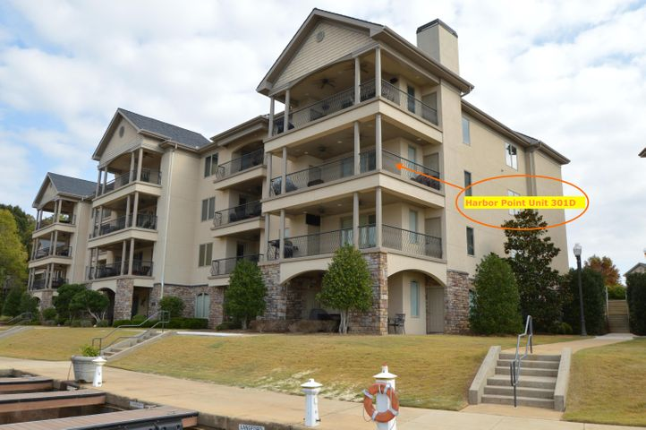 390 MARINA POINT Unit 301D Rd, Dadeville, AL 36853