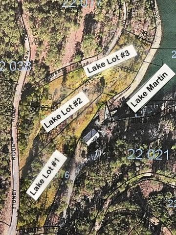 3LakeLots Stoney Ridge-Trinity Cove, Dadeville, AL 36853