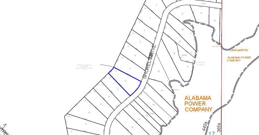 Lot 12 Shoreline Dr, Alexander City, AL 35010