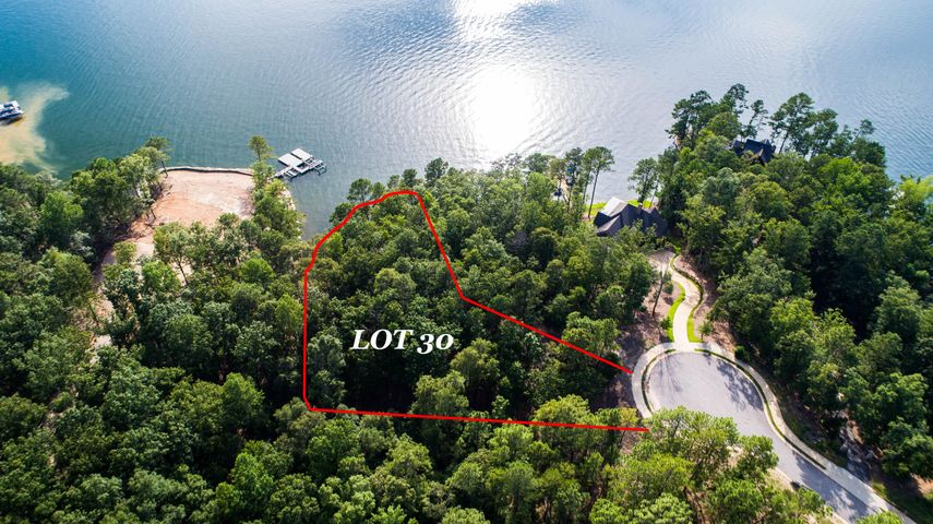 Lot 30 Sundown Ridge, Alexander City, AL 35010