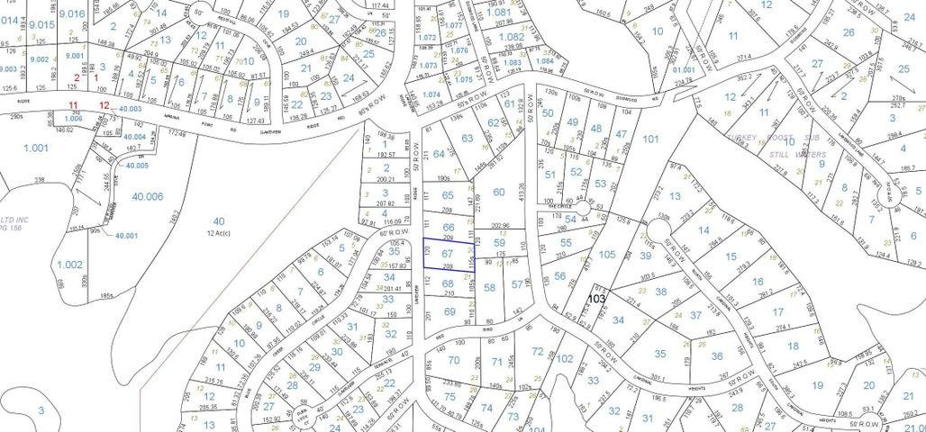 Lot 20 Lakeview Ridge, Dadeville, AL 36853
