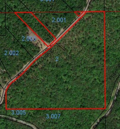 32+/- Acres Eagle Mountain Drive, Rockford, AL 35136
